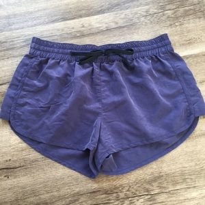 Leith Nordstrom Midnight Blue Drawstring Shorts